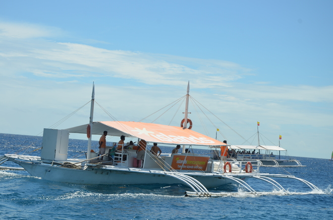 Island Hopping Cebu, Philippines