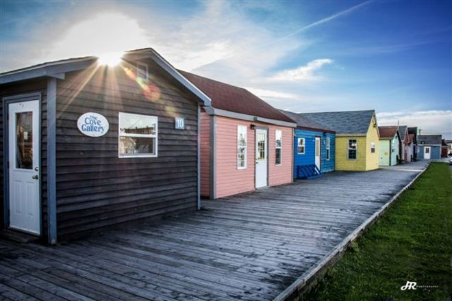 Fisherman's Cove Gift Shops Eastern Passage, Nova Scotia Canada