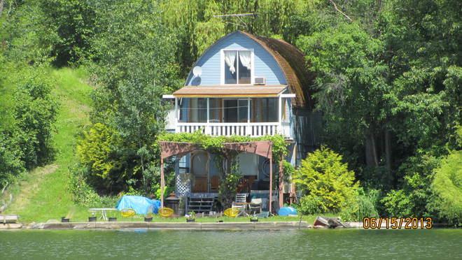 Cabin time Vernon, British Columbia Canada