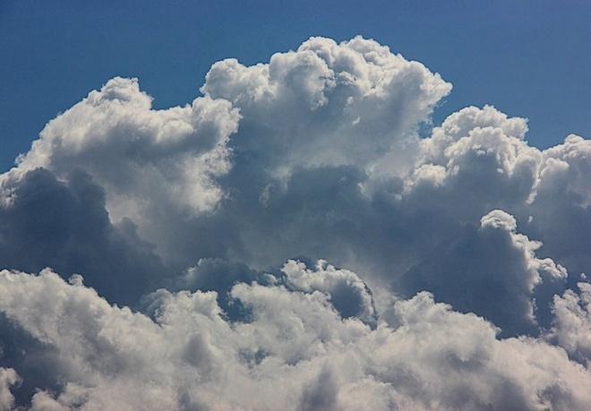 clouds Niagara Falls, Ontario Canada