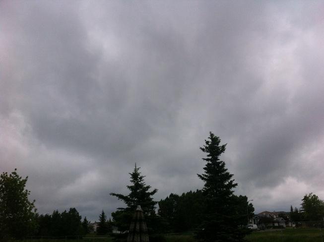 severve weather Calgary, Alberta Canada