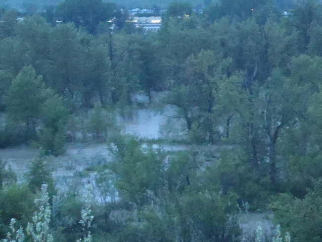 Ogden Flood Calgary, Alberta Canada