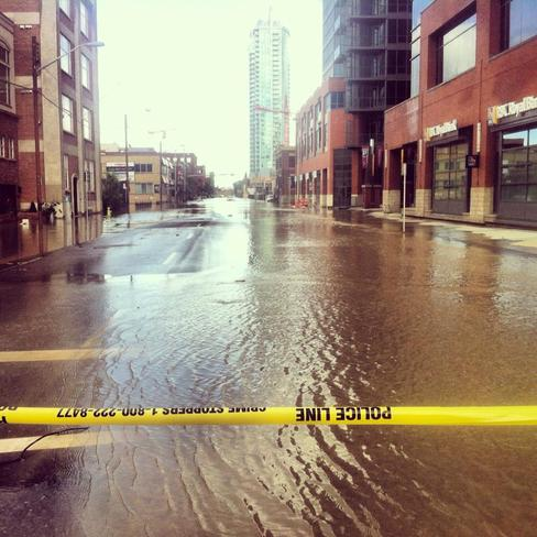 Calgary Flooding 2013 Calgary, Alberta Canada