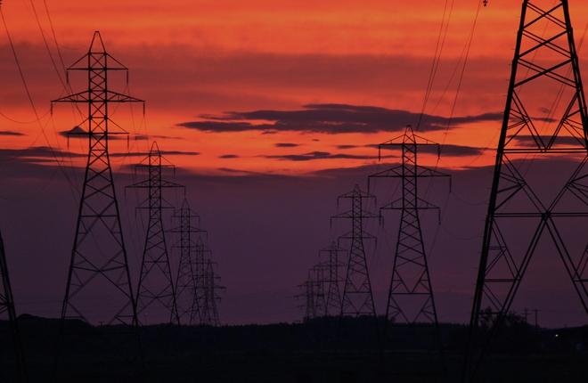 Sunset Sentinels Winnipeg, Manitoba Canada