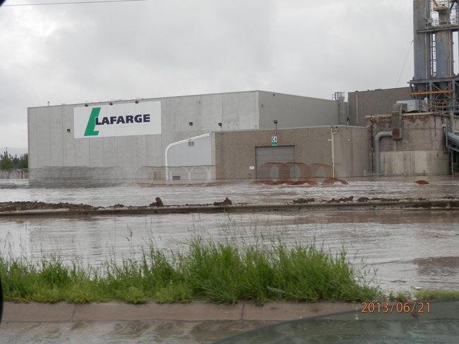 flood 2013 Calgary, Alberta Canada