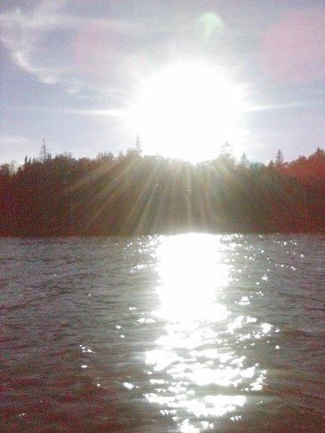 Bright Sun South Porcupine, Ontario Canada