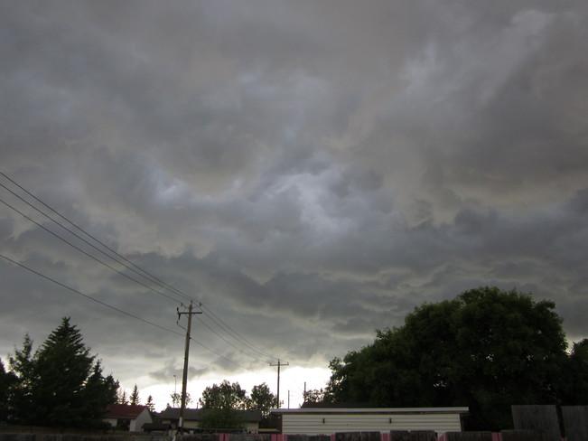 Storm System Calgary, Alberta Canada