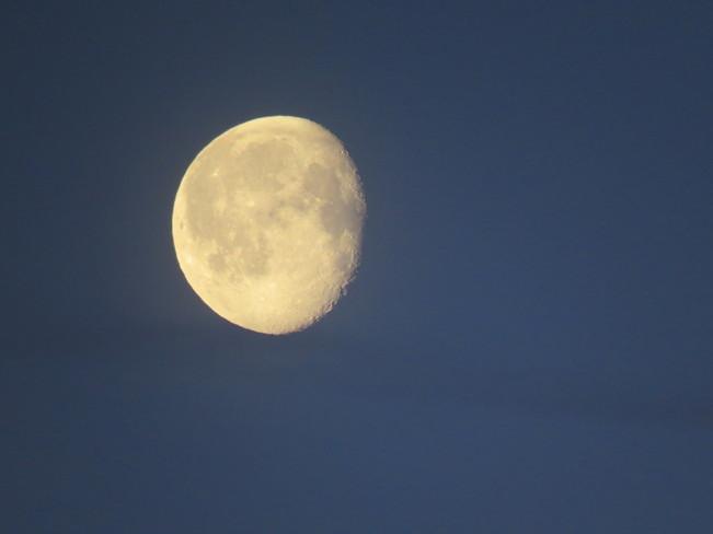 The Moon Pritchard, British Columbia Canada