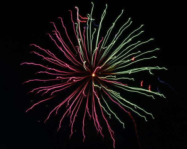 Canada Day fireworks3 Abbotsford, British Columbia Canada