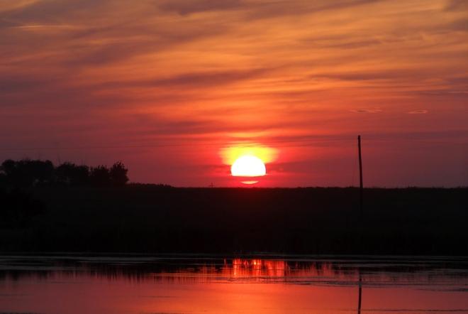 Thanks God for another beautiful day Saskatoon, Saskatchewan Canada