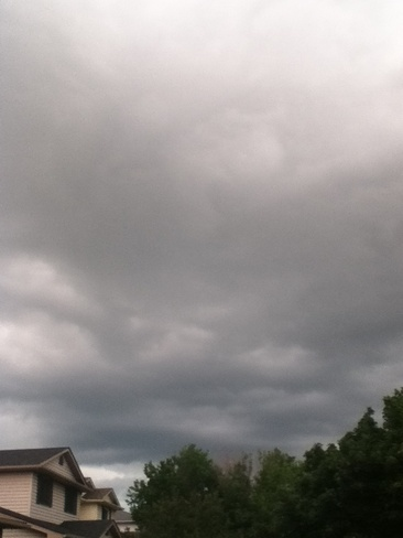 Stormy Sky Thorold, Ontario Canada