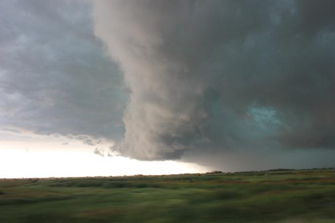 Storm Formation Hitchcock, Saskatchewan Canada