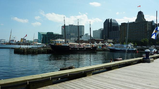 Halifax, Nova Scotia Harbourfront Halifax, Nova Scotia Canada