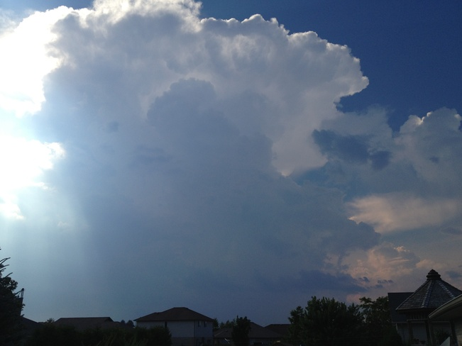 clouds Dutton/Dunwich, Ontario Canada