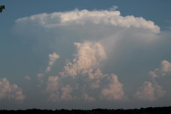 Storm Over Chatham Clinton, Ontario Canada