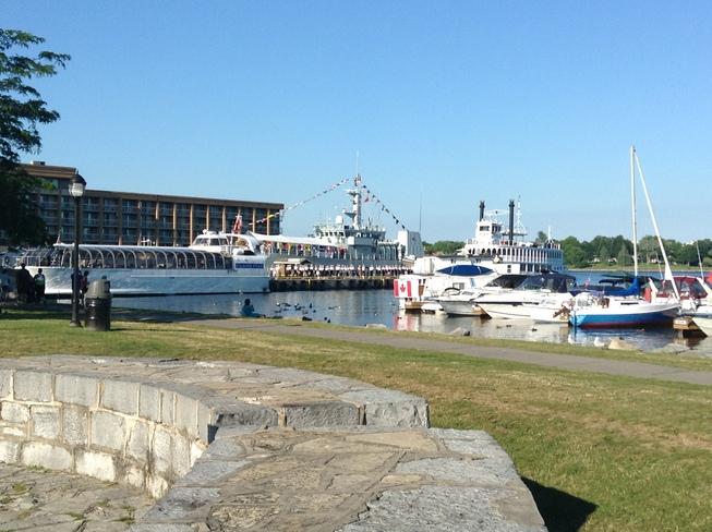 nice day Kingston, Ontario Canada