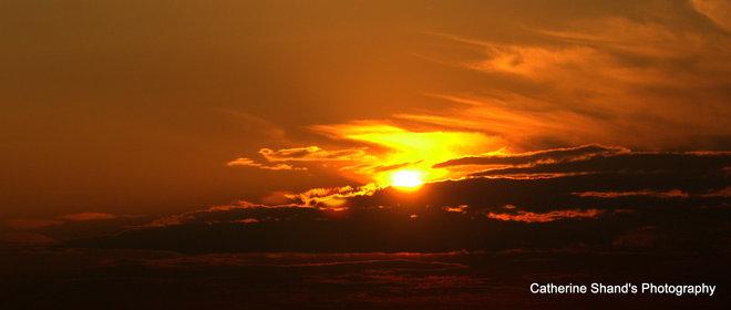 Beautiful Evening Lawrencetown, Nova Scotia Canada