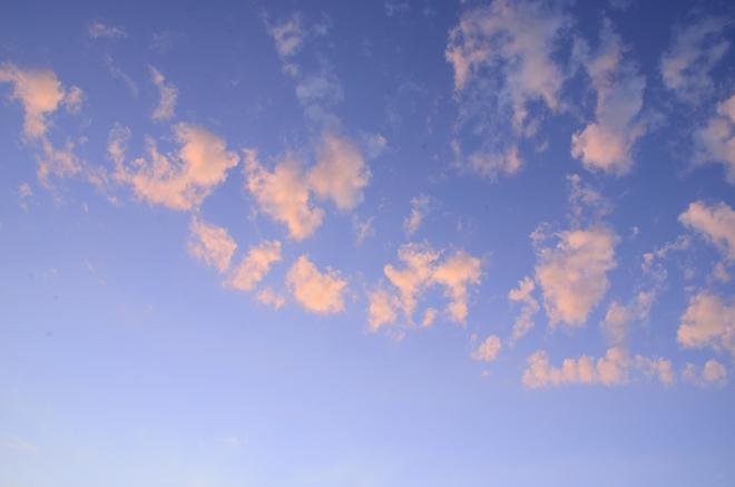 Clouds Ottawa, Ontario Canada