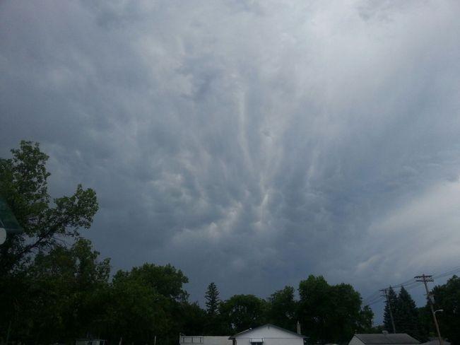 Mamatus Clouds