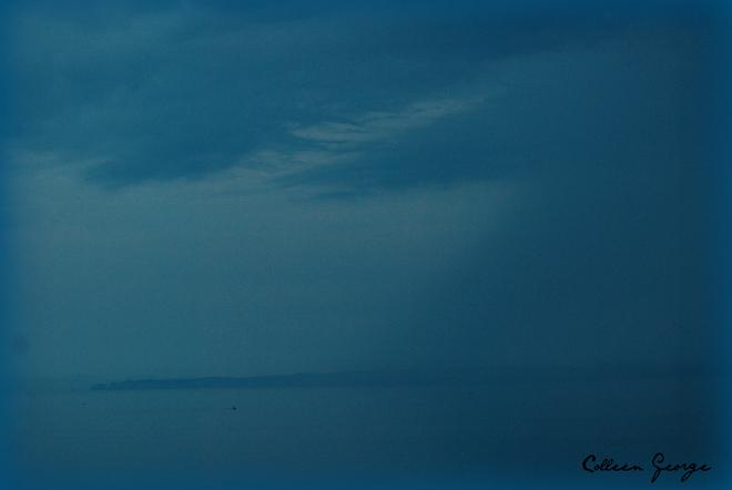 Here Comes the Rain Canning, Nova Scotia Canada