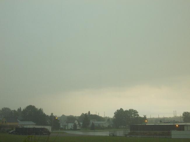 todays storm Smiths Falls, Ontario Canada