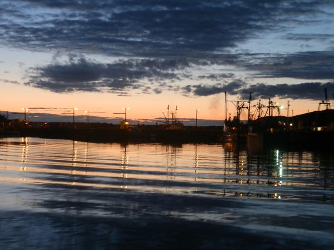 great sunsit La Scie, Newfoundland and Labrador Canada