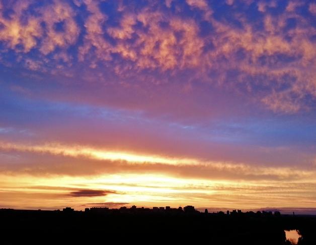 Tranquil Sunset Ottawa, Ontario Canada