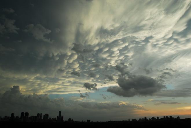 Cool clouds 2 Toronto, Ontario Canada