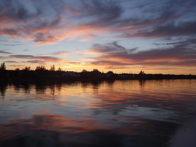 Reflective Sky Baytona, Newfoundland and Labrador Canada