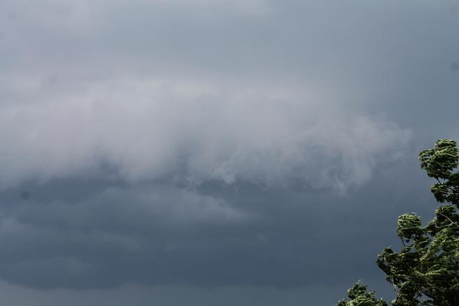 Storm Front Vaughan, Ontario Canada