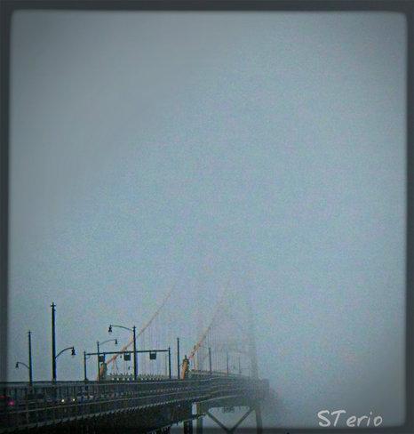 Where's the bridge? Halifax, Nova Scotia Canada