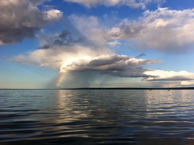 Beautiful Short Bursts Cold Lake, Alberta Canada