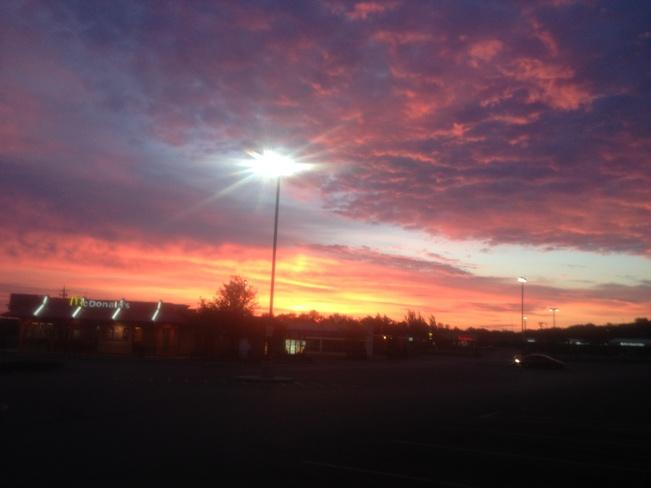 sunrise St. Catharines, Ontario Canada