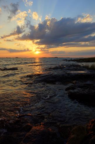 Sunset Toronto, Ontario Canada