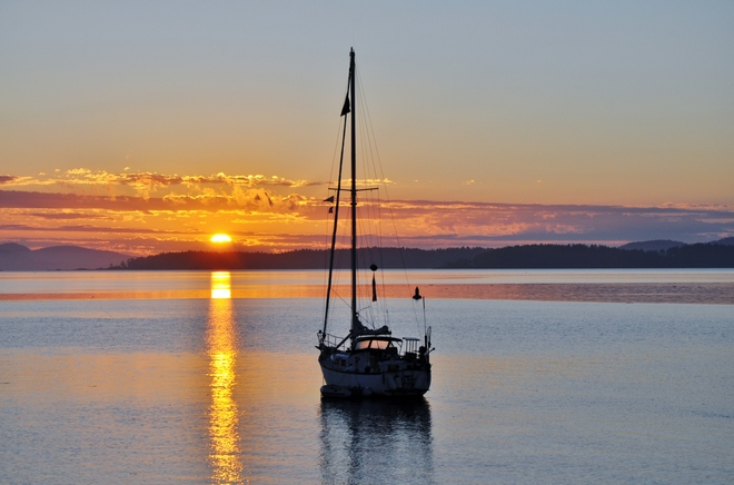 SUNRISE PERFECT Sidney, British Columbia Canada