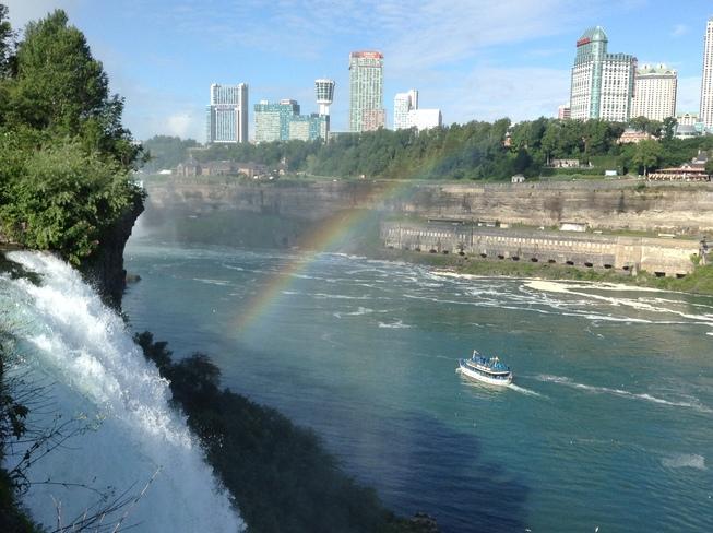 Bride Veil Niagara Falls Niagara Falls, New York United States