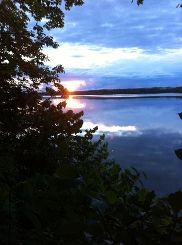 good morning! Northern Bruce Peninsula, Ontario Canada