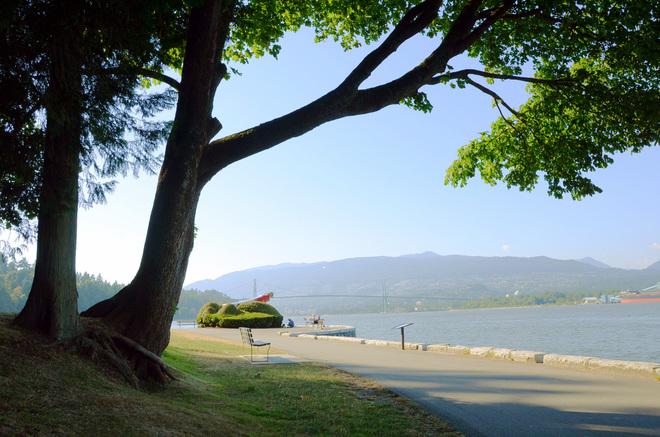 This before the Rain Vancouver, British Columbia Canada