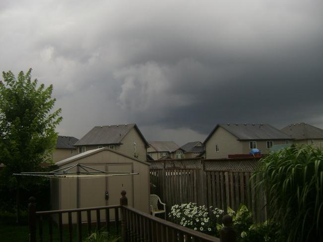 big sky Kitchener, Ontario Canada