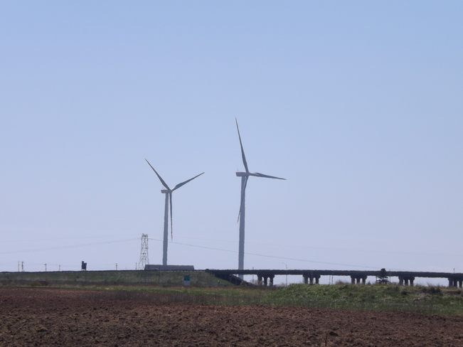 Windmills Amherst, Nova Scotia Canada