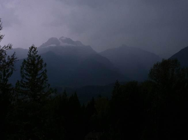 Mt. Begbie Revelstoke, British Columbia Canada