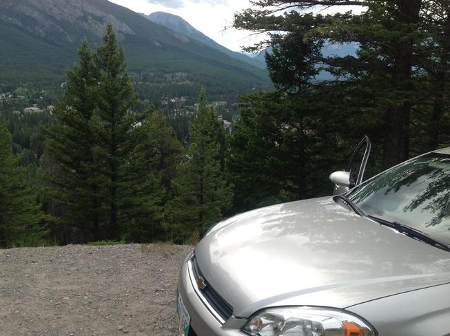 Tunnel Mountain. Banff, Alberta Canada