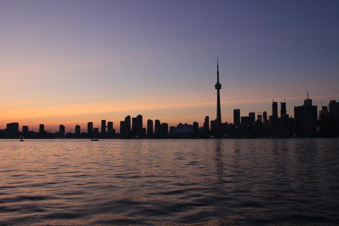 Skyline North York, Ontario Canada