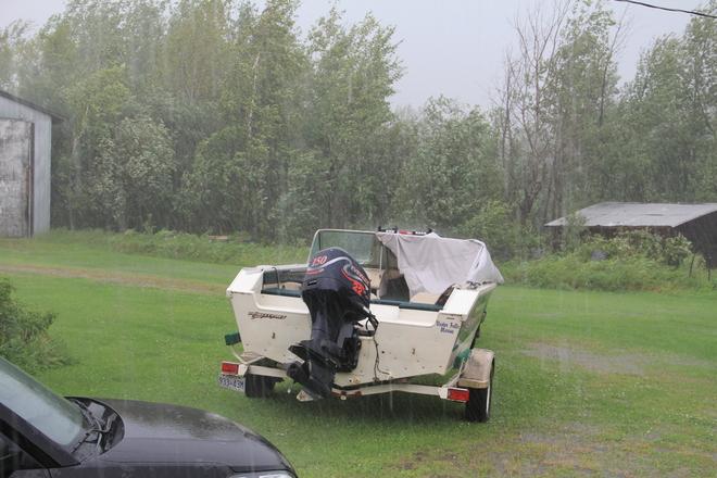 rain Devlin, Ontario Canada