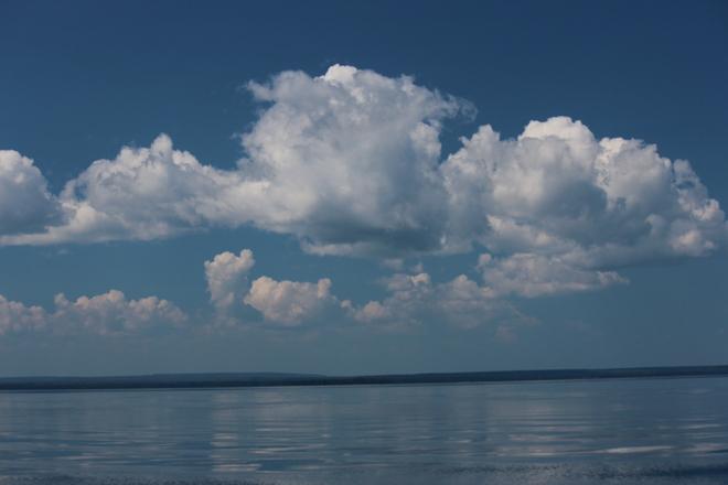 Calm Waters Sault Ste. Marie, Ontario Canada