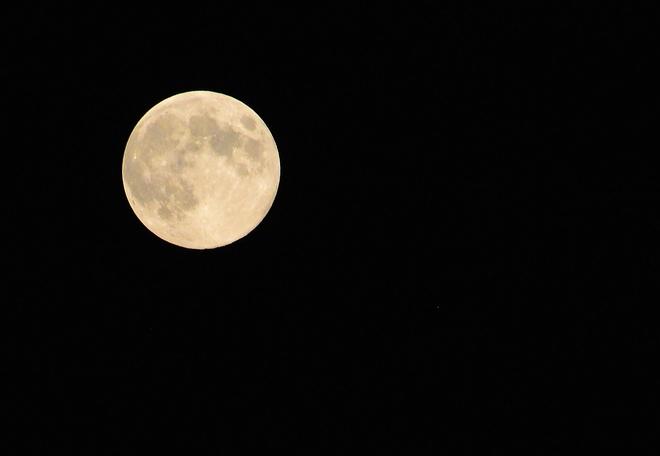 Not so Blue Moon New Dundee, Ontario Canada