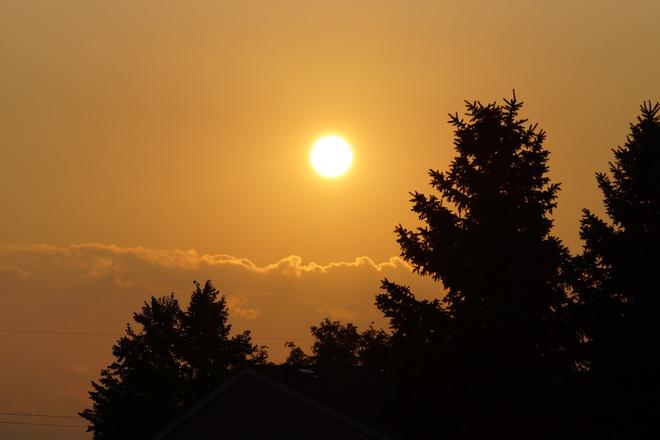 Sunrise Bond Head (not available), Ontario Canada