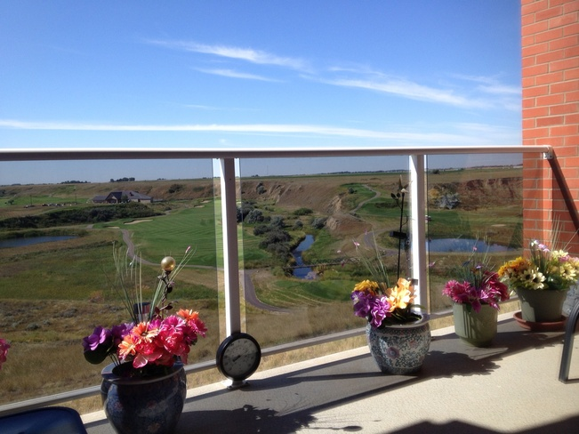 Enjoying the view! Desert Blume, Alberta Canada