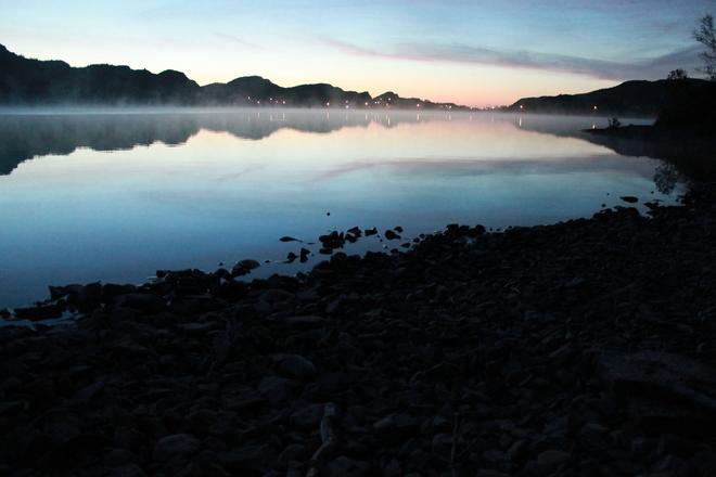Sunrise Salmon Cove, Newfoundland and Labrador Canada
