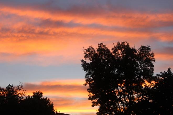 Sunset Peterbell, Ontario Canada
